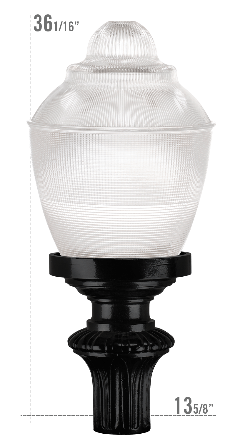 Washington LED Luminaire GRG5 Globe