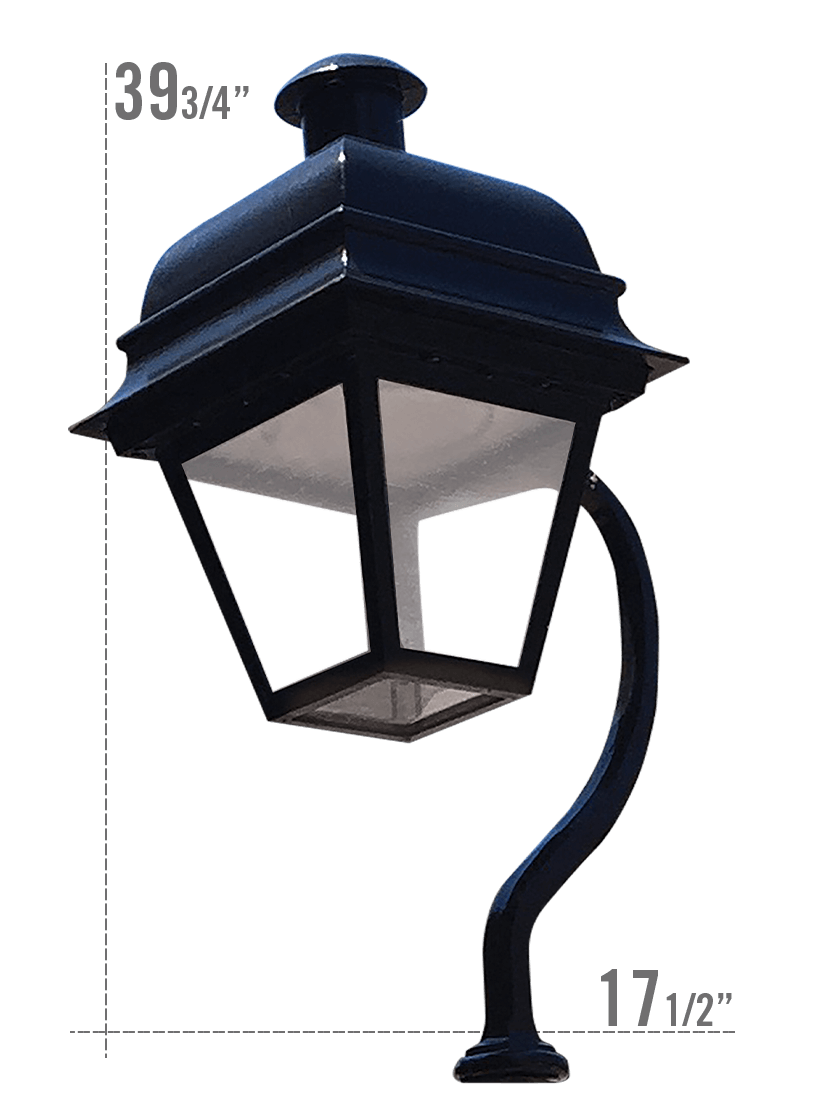 Franklin Gooseneck LED Luminaire