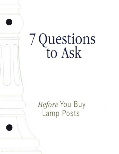 7 Questions to Ask